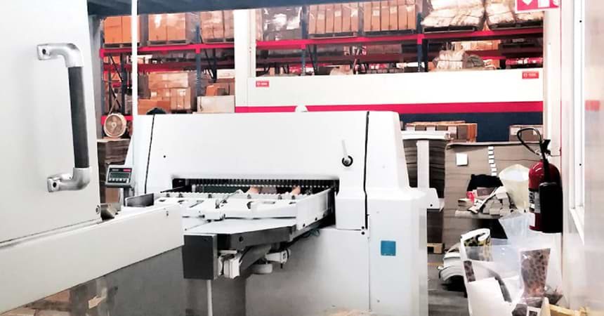 Paper Bags Manufacturing Machinery