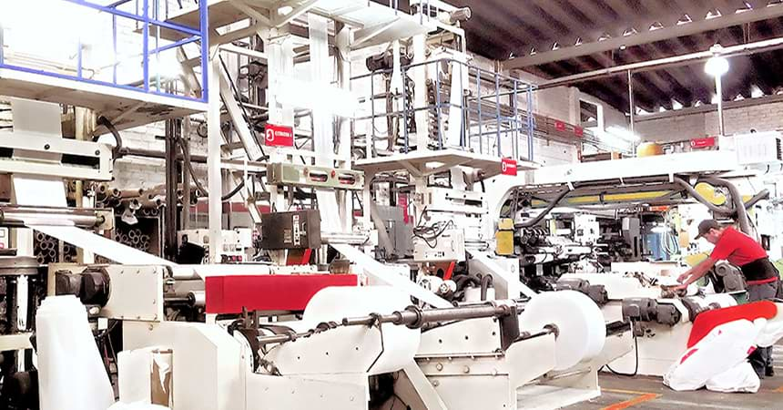 Plastic Bags Manufacturing Machinery