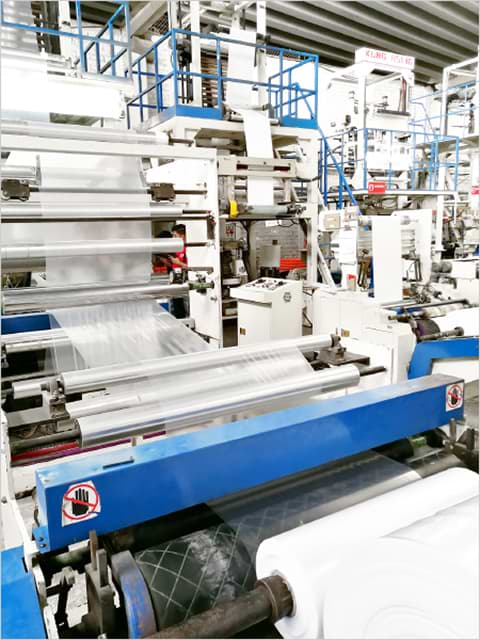 Machinery for Plastic Extrusion and Processing